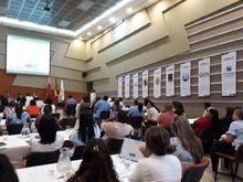 Positiva asistencia en capacitación sobre Reporte de Información Financiera 2017 y Pago de Contribución 2018, en Barranquilla