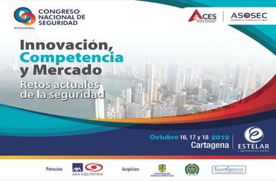CONGRESO NACIONAL DE SEGURIDAD - Innovación, competencia y mercado, retos actuales del sector -