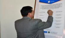Superintendente Orlando Clavijo firma compromiso con Plan AGORA