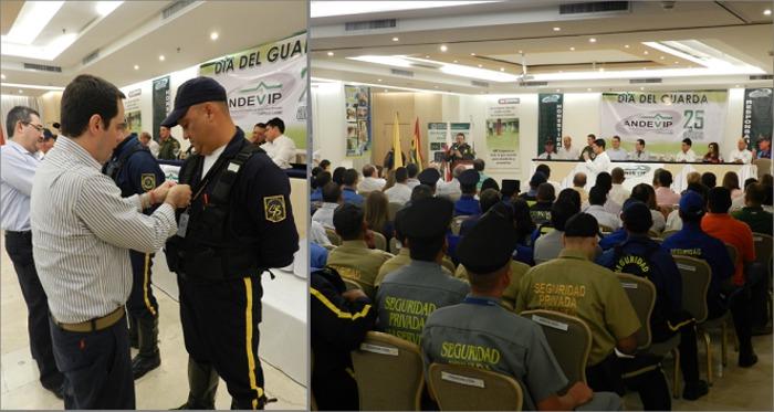 d18a007c38bc SuperVigilancia hizo parte de la celebración del Día del Guarda en el Caribe